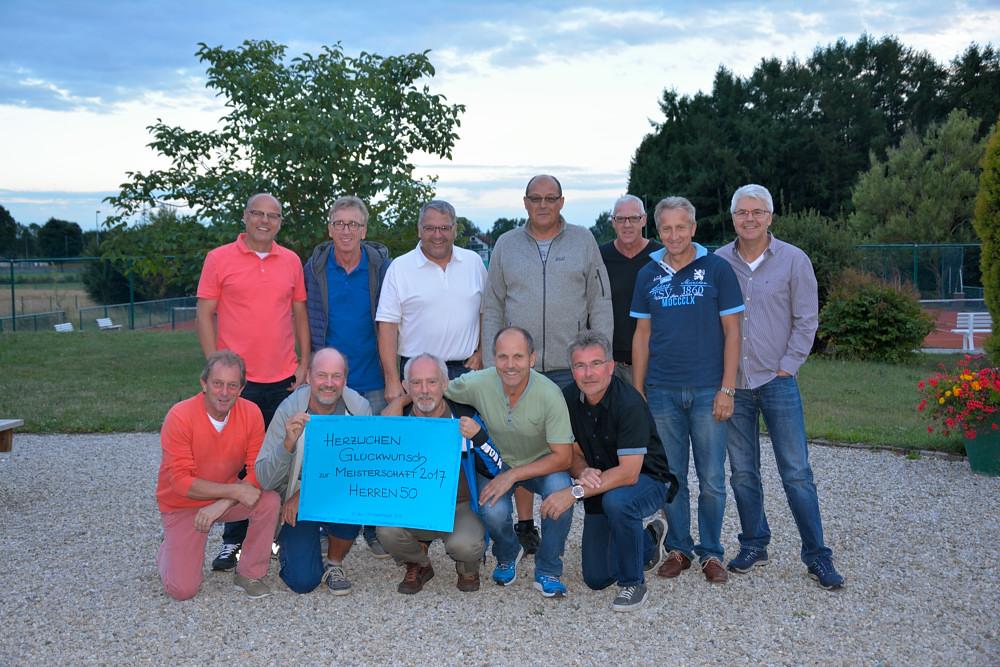 Chris, Lu, Christian, Ralf, Guck, Peter, Harry, Käse, Wolfgang, Walter, Schose, Piehli