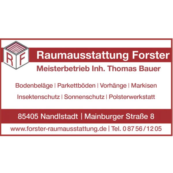 Raumausstattung Forster