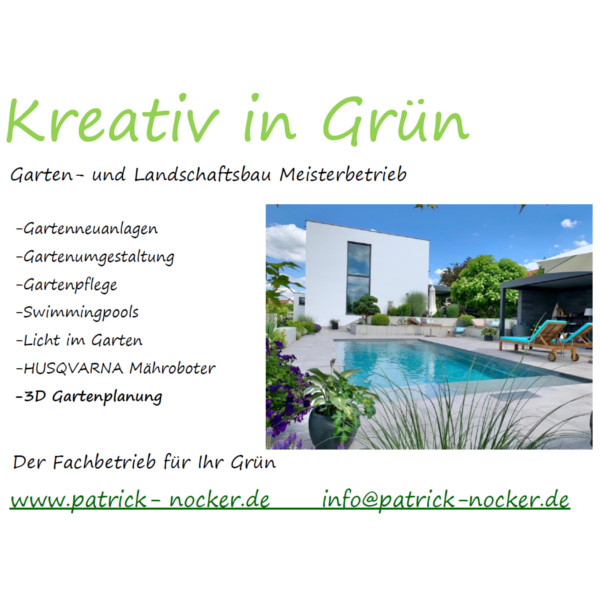 Kreativ in Grüm