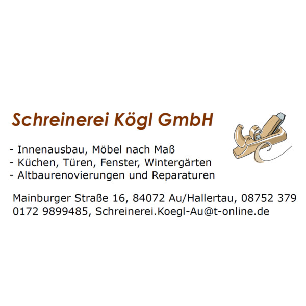 Schreinerei Kögl